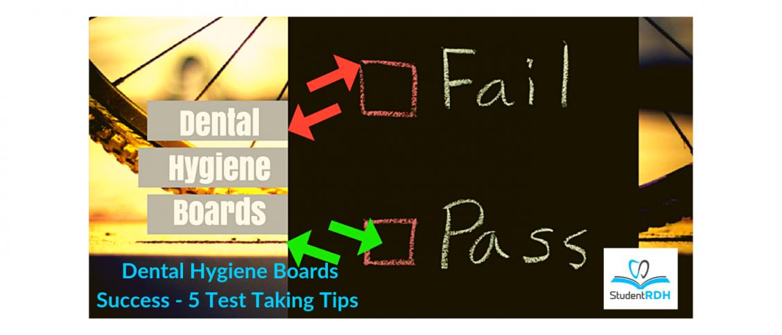 dental hygiene national boards tips
