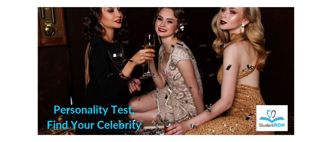 Personality Test, Find Your Celebrity