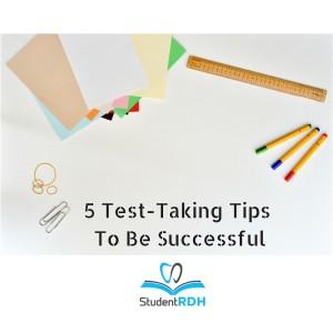 nbdhe test taking tips, dental hygiene exam prep