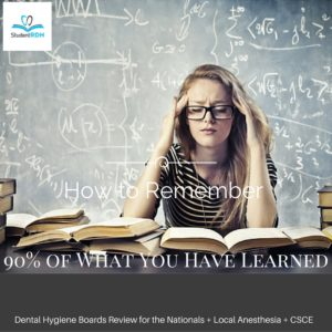 how to remember 90% of what you have learned